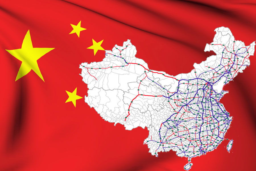 National Trunk Highway System (NTHS) in China