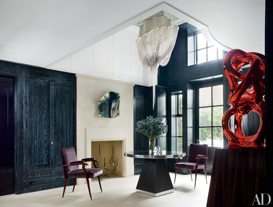 Ideas for Decorating With Sculptures