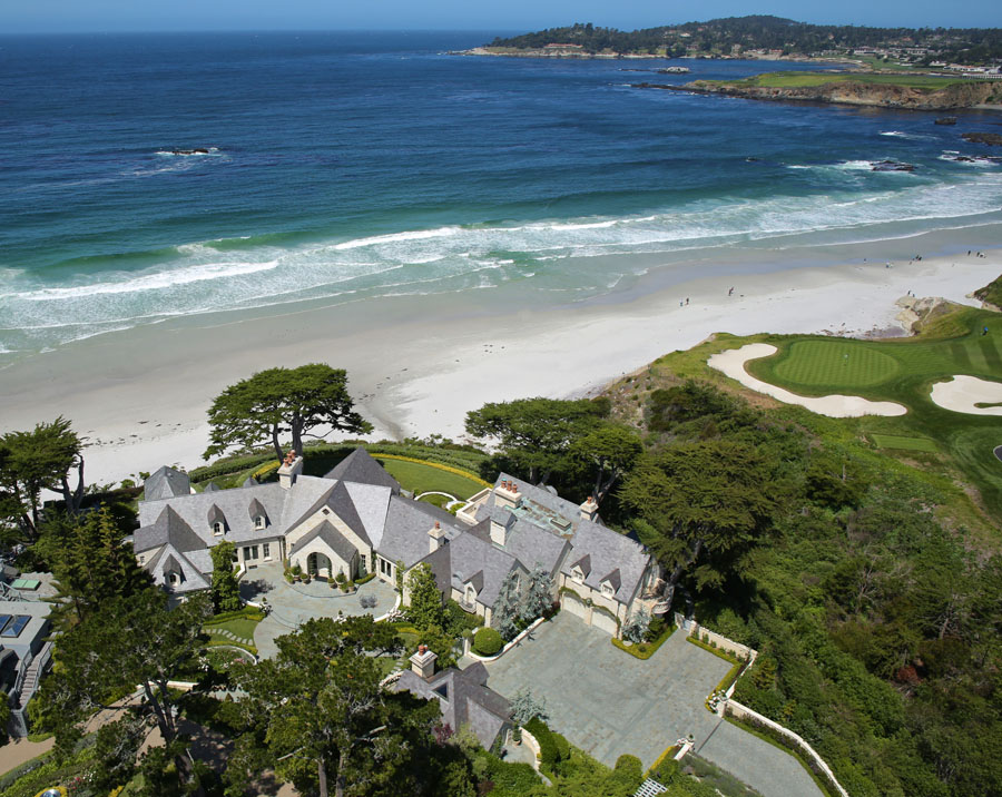 With Views of Pebble Beach, This Carmel-by-the-Sea Home Sells for a Record $27 Million