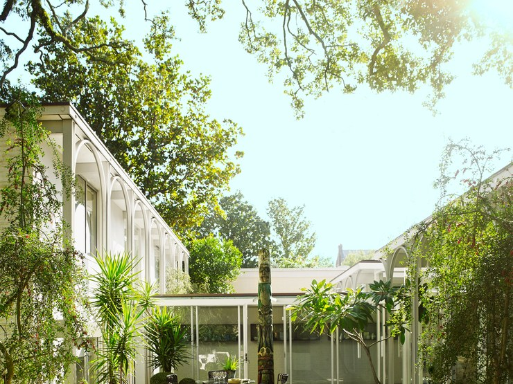 Lee Ledbetter's Modern New Orleans House