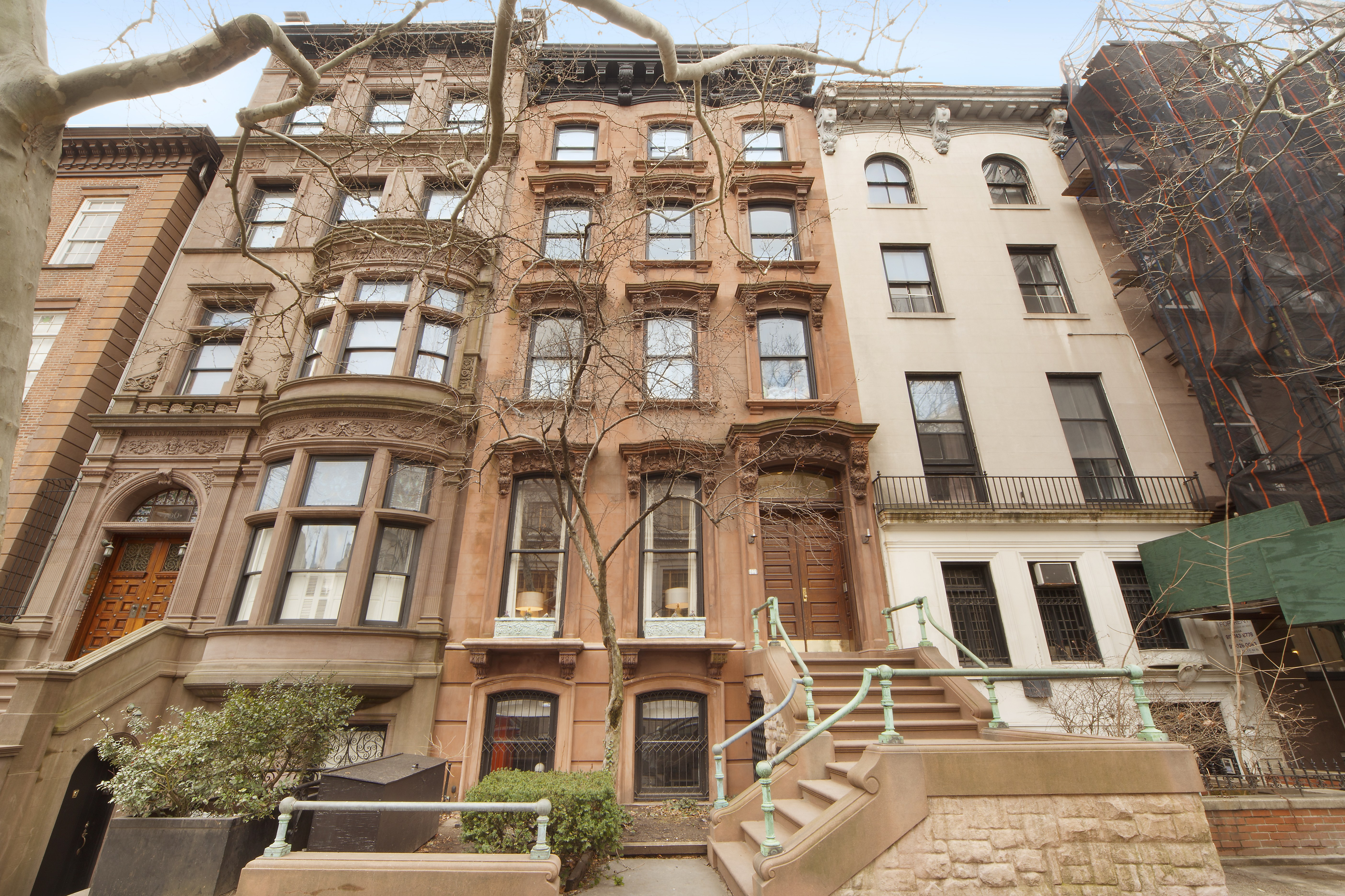 A $4.8 Million Italianate Townhouse in One of Brooklyn's Best-Preserved Buildings