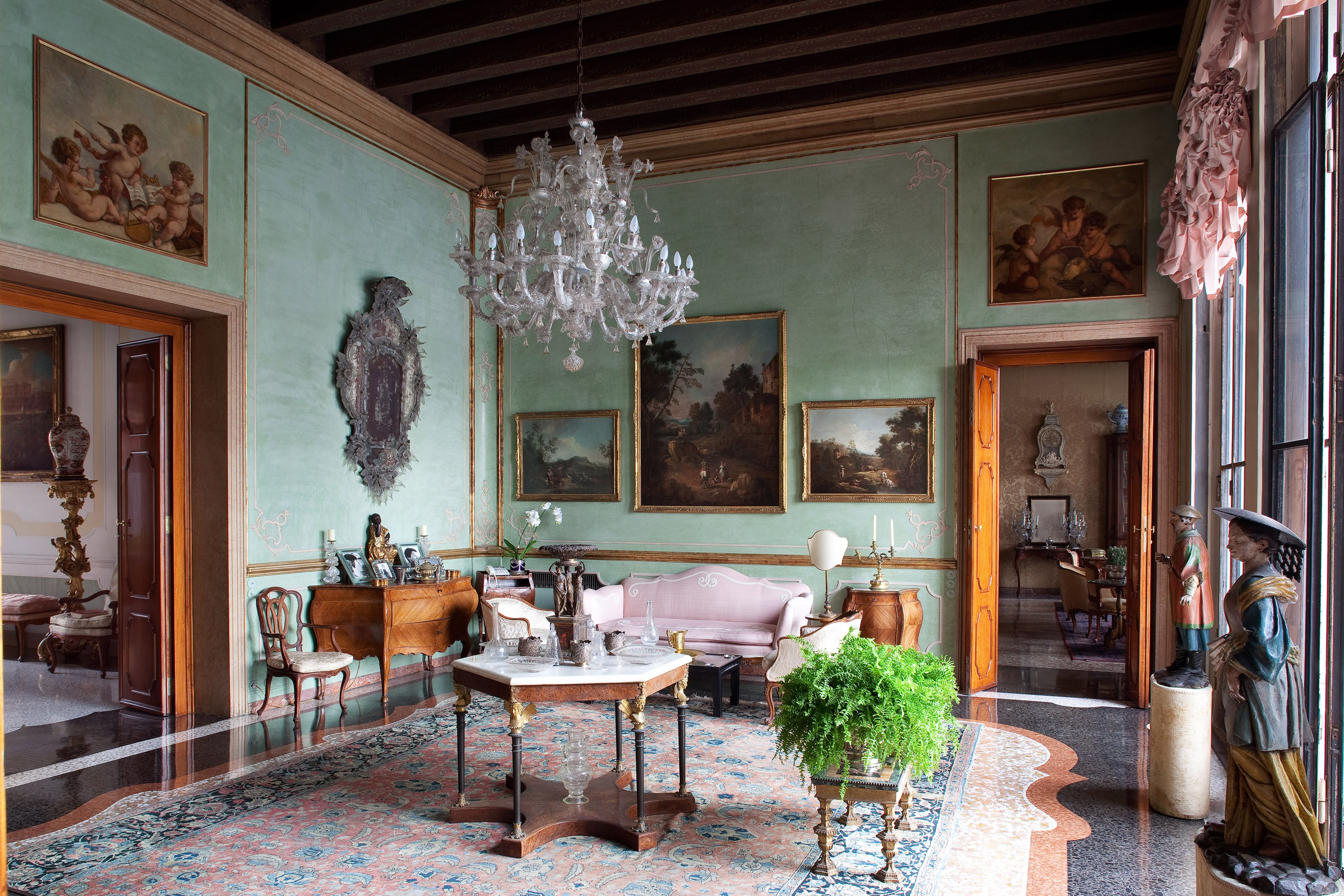 Inside Venice Book - Tour Italian Palazzos and Homes