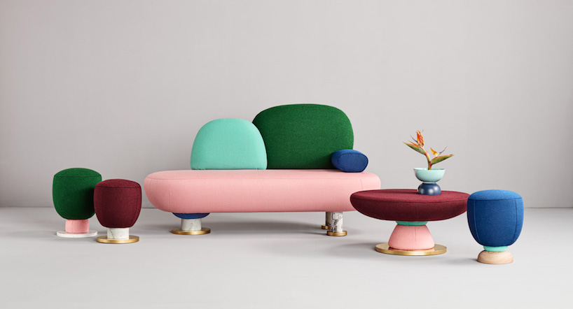 Masquespacio launches fun, colorful toadstool collection for Missana