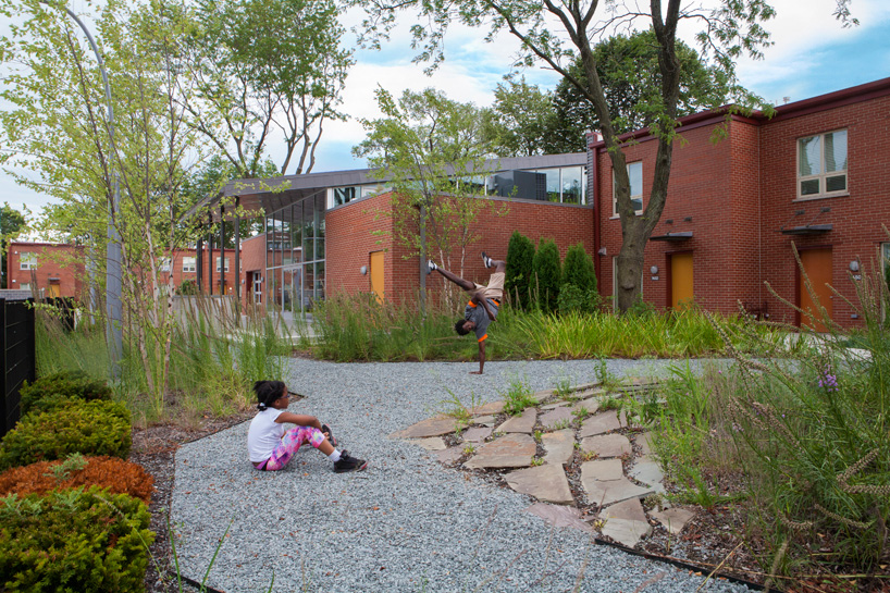 Multi-disciplinary partnership transforms public housing to arts incubator