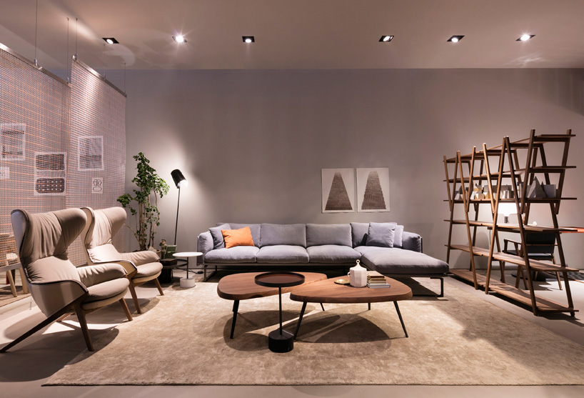 Cassina unveils its midtown new york showroom designed by patricia urquiola