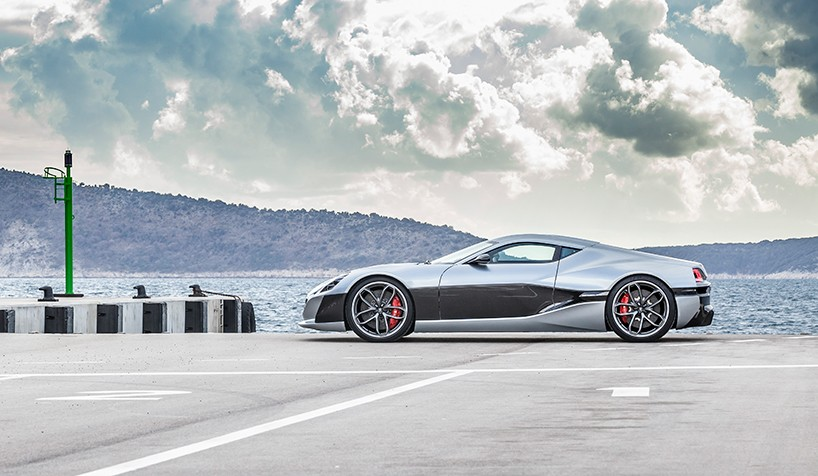 Rimac introduces full-electric Concept_one performance car for 2016 Geneva Motor show