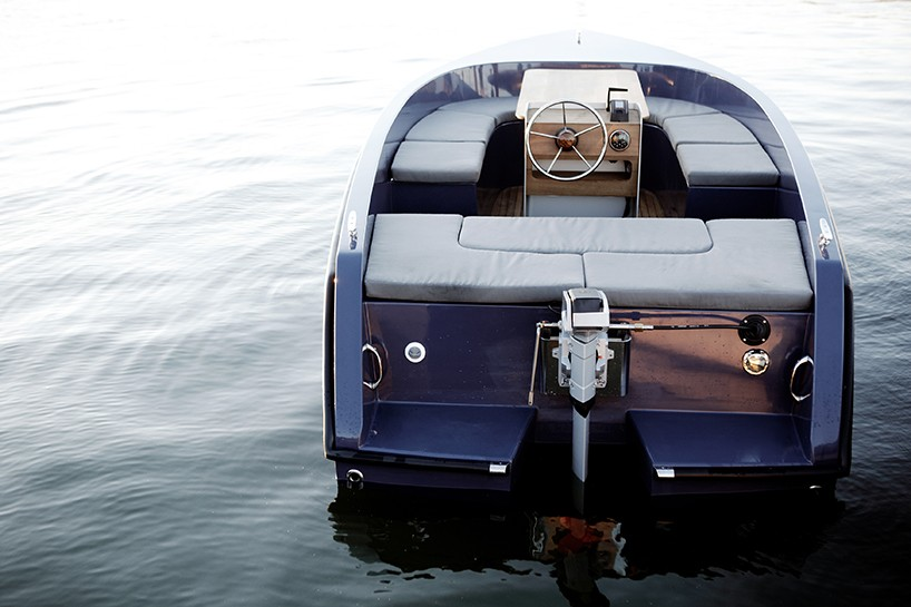 RAND redefines the motorboating experience with electric picnic series