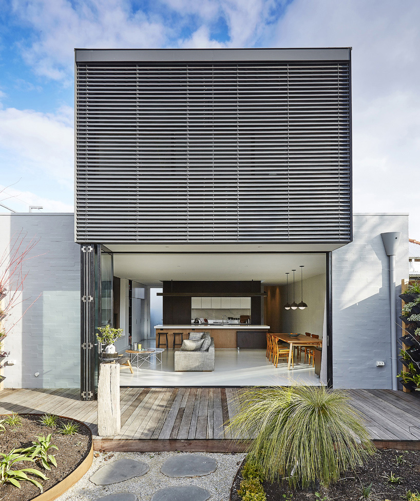 Taylor Knights designs generational St. Kilda east house in Australia