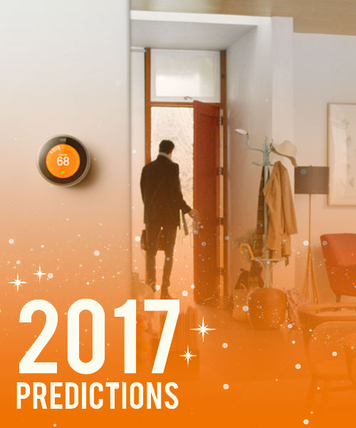TECH predictions for 2017: autonomous living