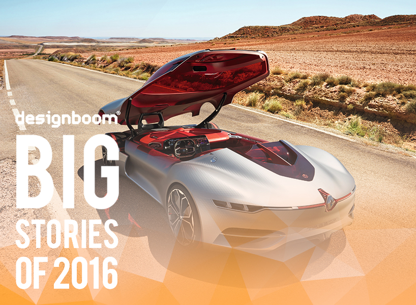 The 10 vehicle concepts which grabbed our attention over the past 12 months