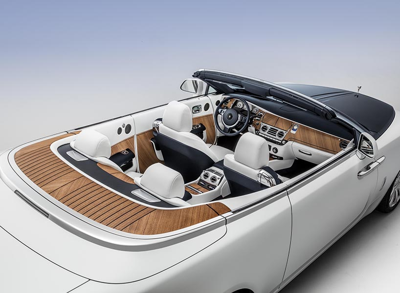 Rolls-Royce bespoke collection is the peak of refined luxury