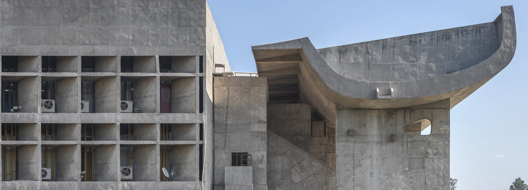 Modernist architecture of Chandigarh in new photo series