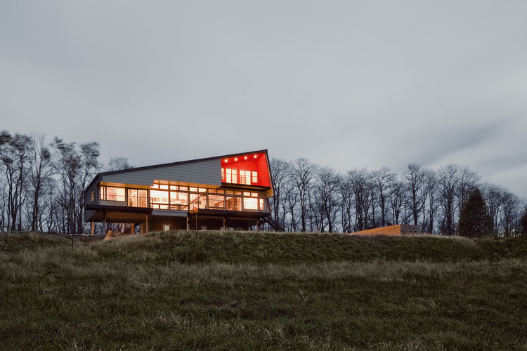 A Couple Builds Their Dream Retreat in the Hudson Valley