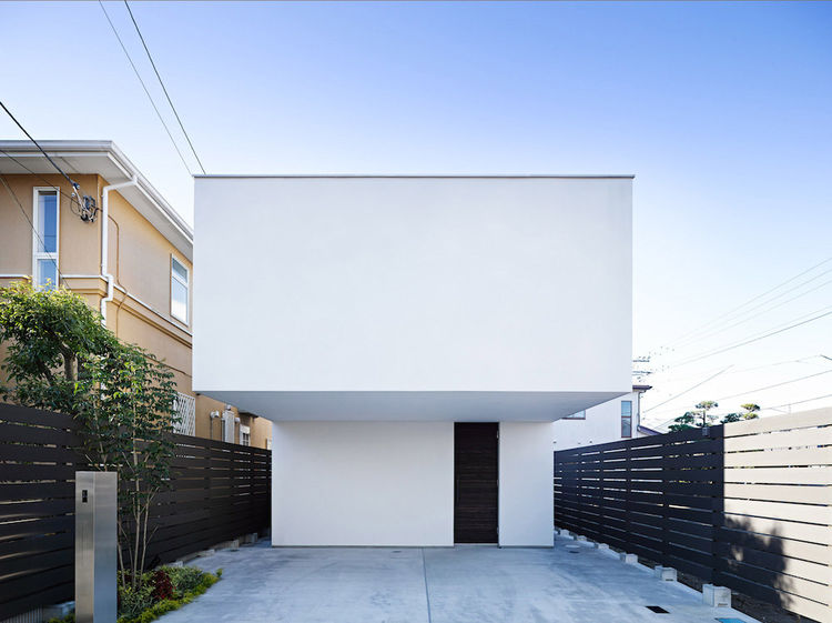 7 Minimalist Facades We Love
