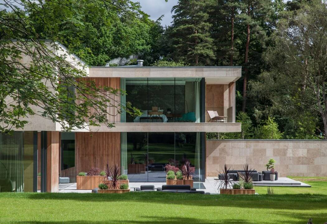 Private Residence by Lewandowski Architects