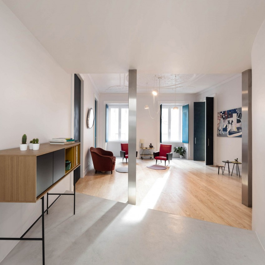 Chiado Apartment by Fala Atelier (12)