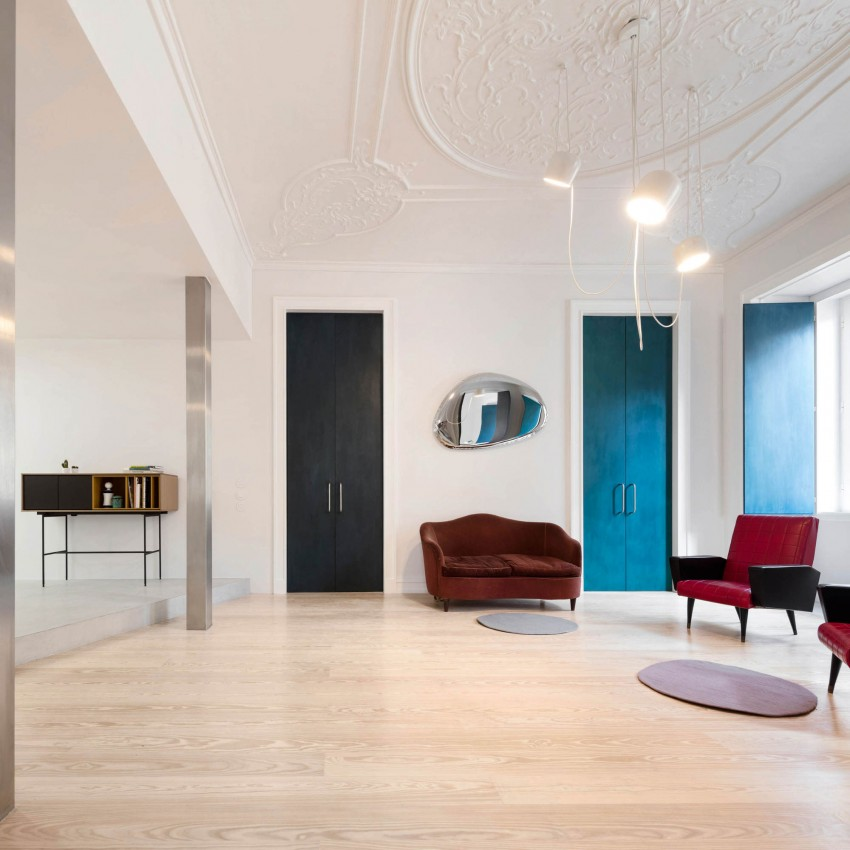 Chiado Apartment by Fala Atelier (3)