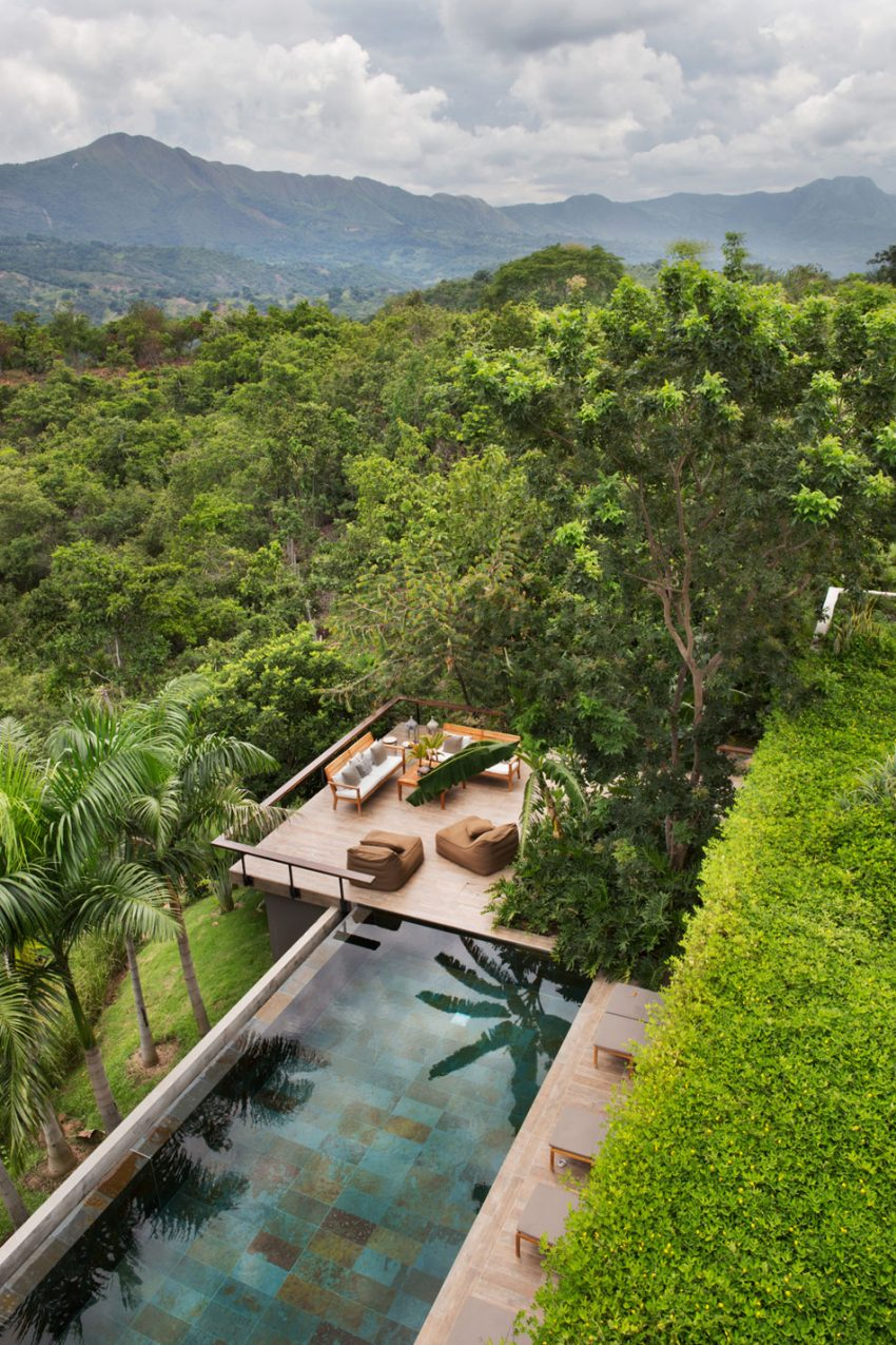 Alberto Burckhard + Carolina Echeverri Design a Tropical Home