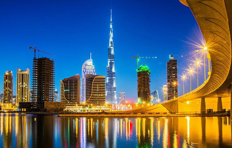 Dubai recorded AED54,782 billion ($14.9 billion) of real estate transactions in the first quarter of 2016, it was reported on Sunday