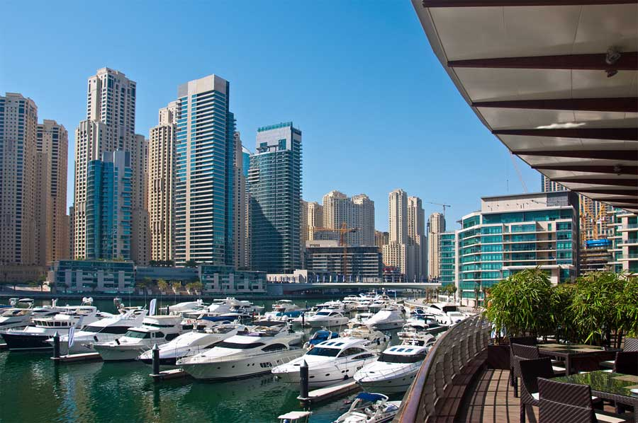 Dubai's landlord-tenant law found most effective