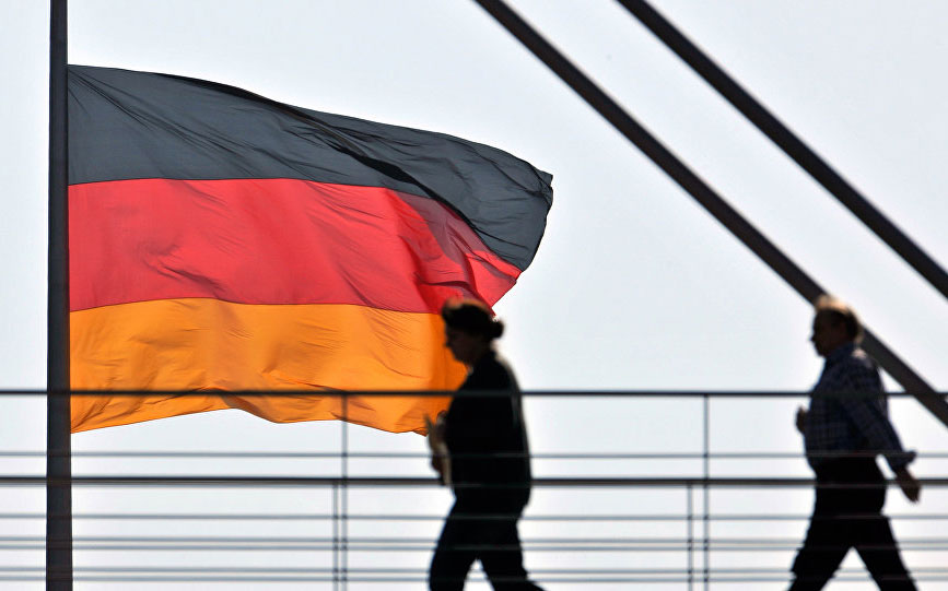 German growth best for two years