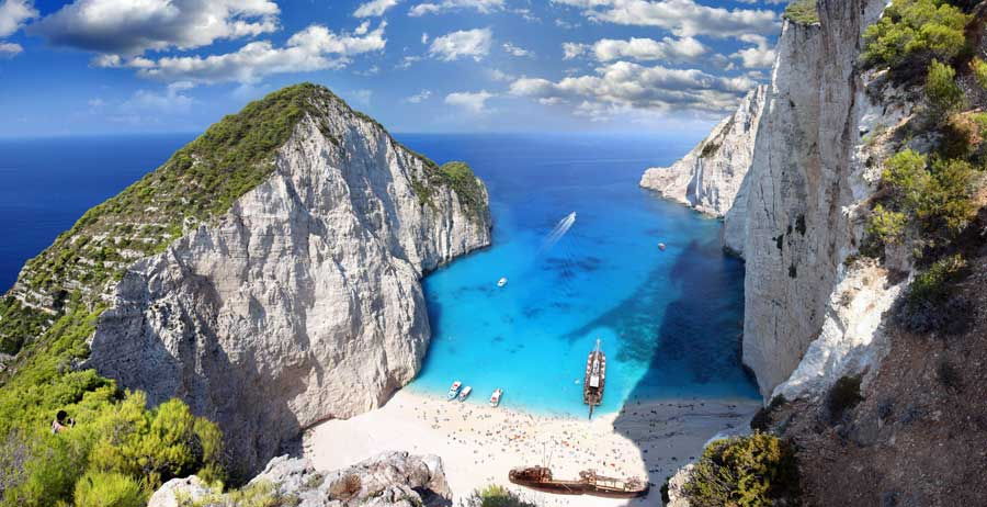 10 Must See Greek Beaches
