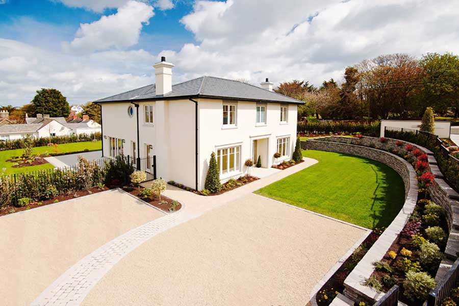 Irish Trophy Homes Are Back With the Property Bubble a Distant Memory