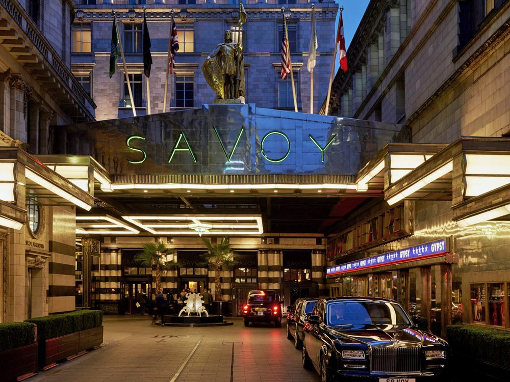 The Most Requested Room at the Savoy