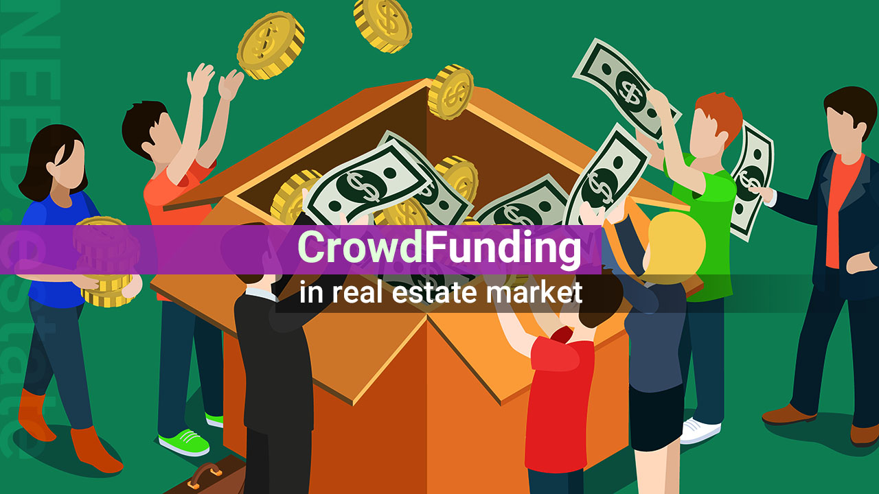 New tech give new opportunities - you don't need a bank to invest in property. You can now become an investor utilizing these top real estate crowdfunding sites
