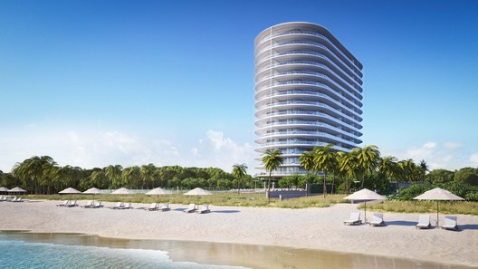 Details Revealed of Renzo Piano's First US Residential Project at Eighty Seven Park in Miami