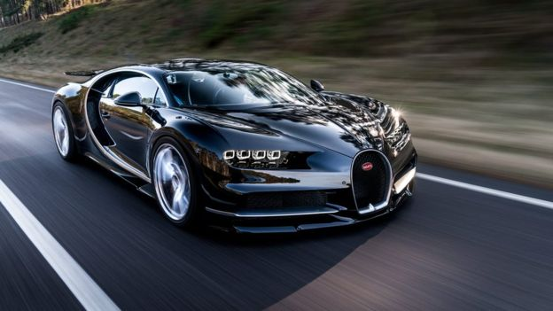 How Bugatti used technology to improve its 'faultless' supercar