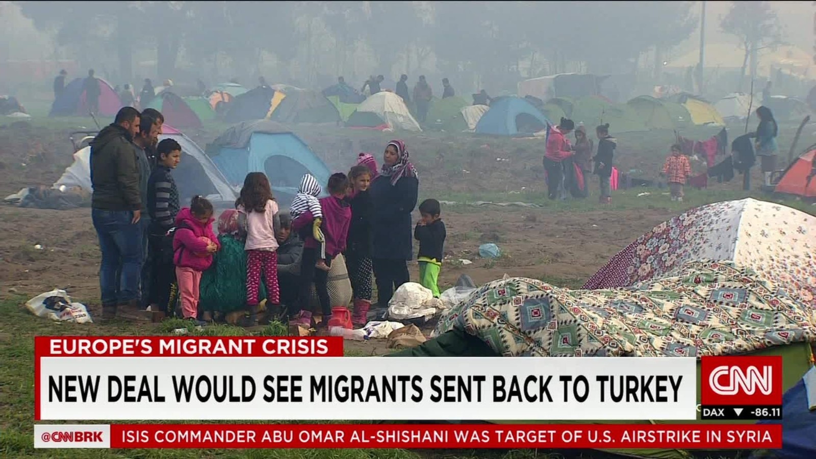 EU leaders to present new refugee plan to Turkey