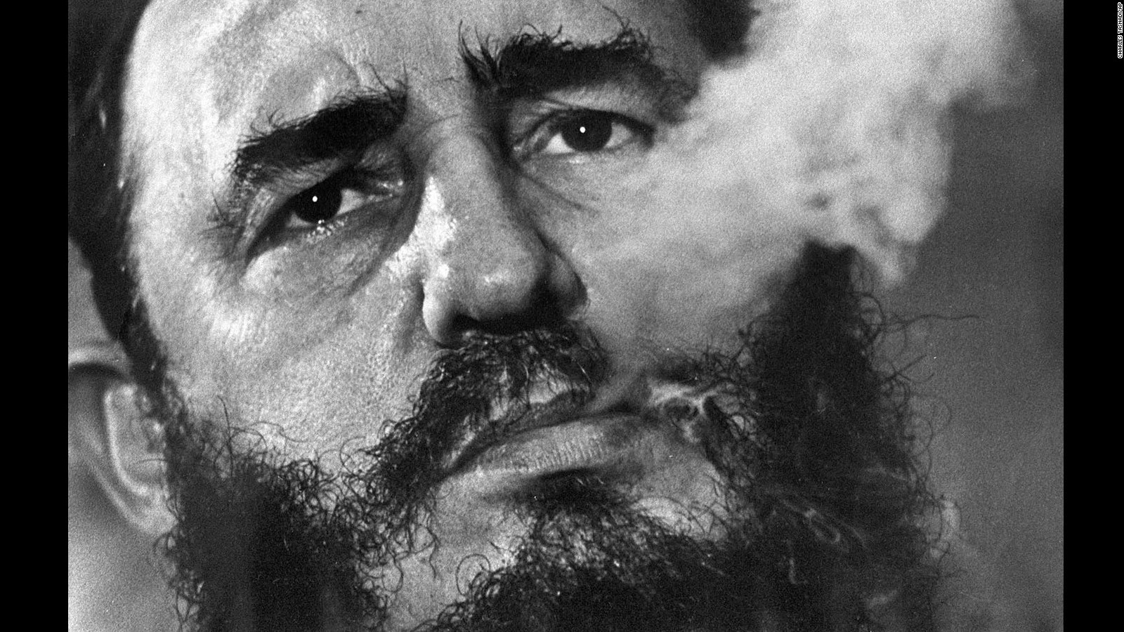 Former Cuban leader Fidel Castro has died at age 90, Cuban state media reported