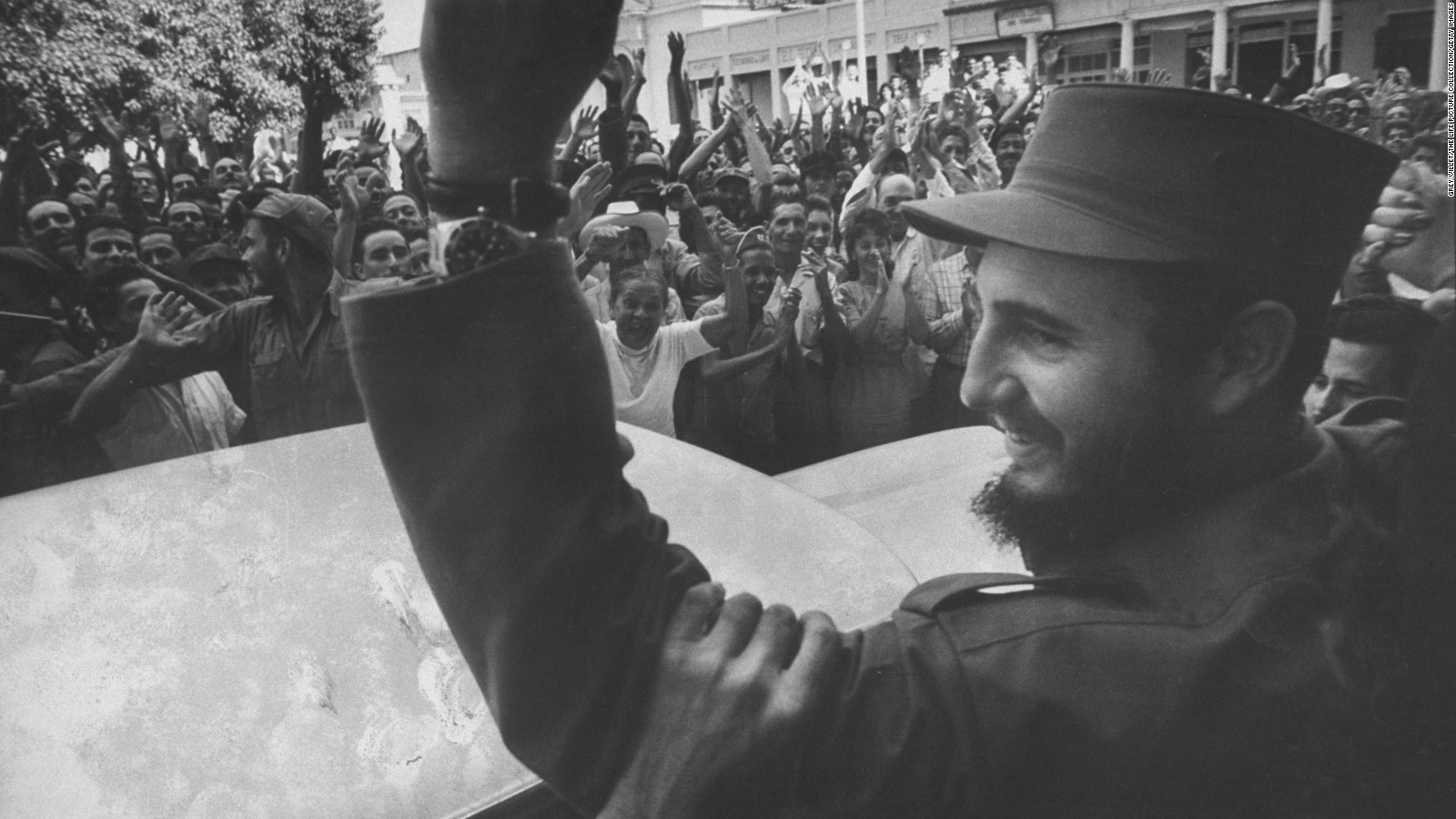 the early life of cuban fidel castro and his rise to power Cuban leader fidel castro, suffering from a serious illness, ceded power to his brother raúl castro in 2006 this report was originally published on august 1, 2006 fidel castro's death was announced early saturday.