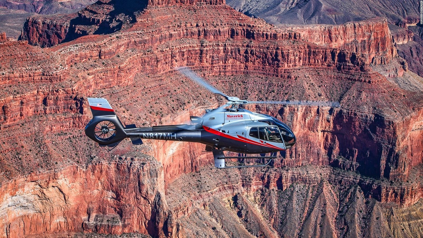 What better way to see North America's greatest and grandest sights than soaring through the air in a rotary-winged chopper? Here are 4 heli-tours in Canada and US