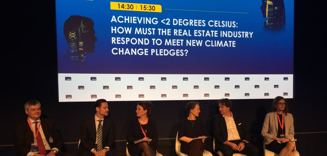 MIPIM Day 3: How can the RE industry respond to meet new climate pledges?