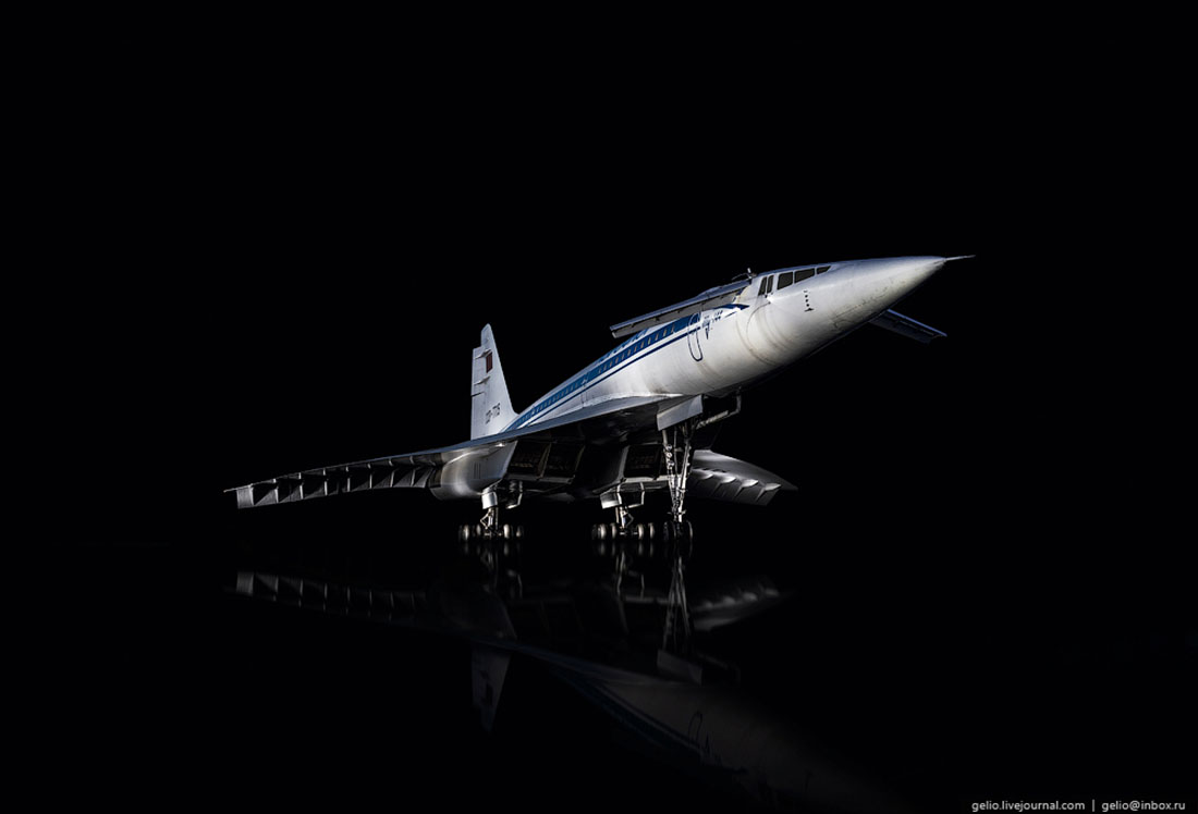Airplanes-legends of the Tupolev Design Bureau: War and Peace