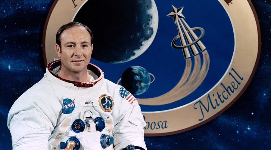 Edgar Mitchell, who walked on the moon and believed in aliens, dead at 85