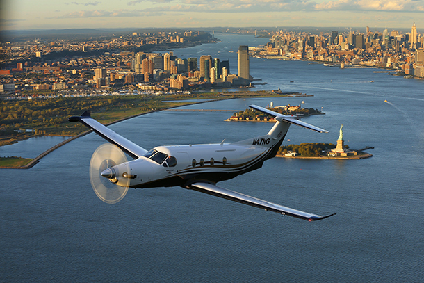 Fly to New York on a Private Jet