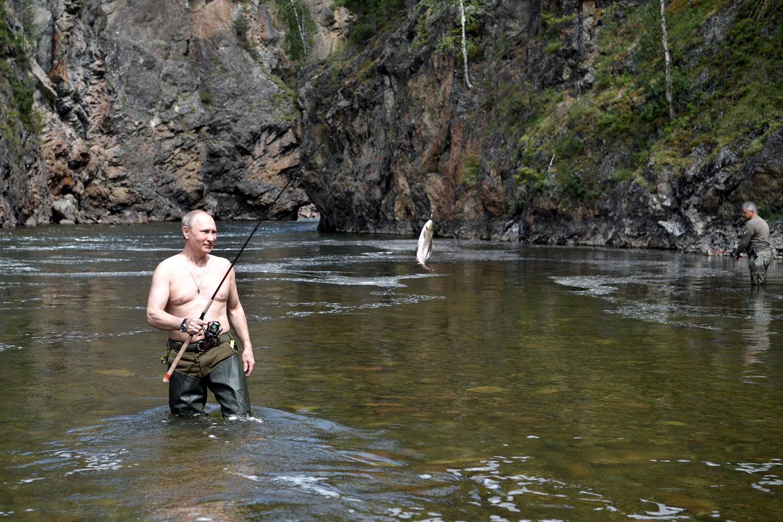 красноярский край отдых и рыбалка