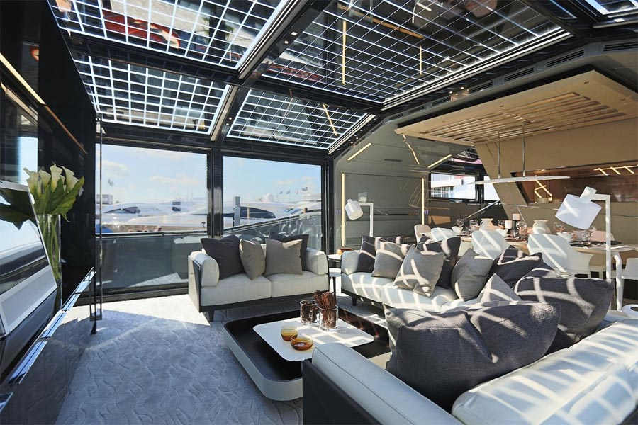 High-End Living on the High Seas