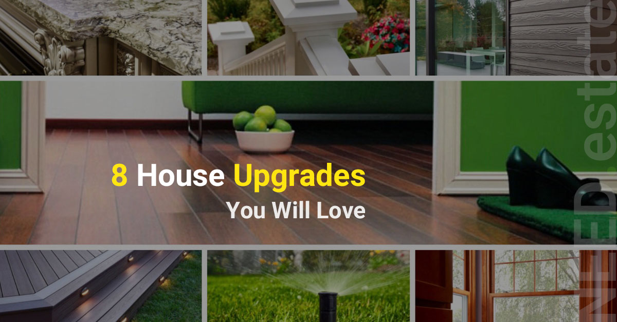 8 Low-Maintenance House Upgrades