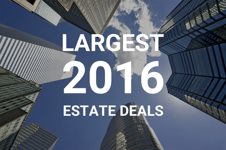Annual Market View: Real Estate tops €11.16bn in 2016 global transactions