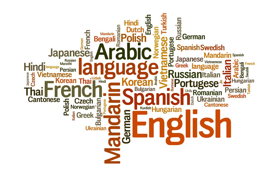 Almost half of the world's population claim one of only ten languages as their mother tongue. So who's in the top ten? You might be surprised