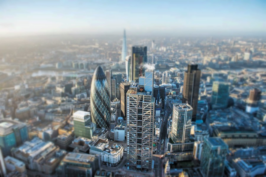 Salesforce Tower, London