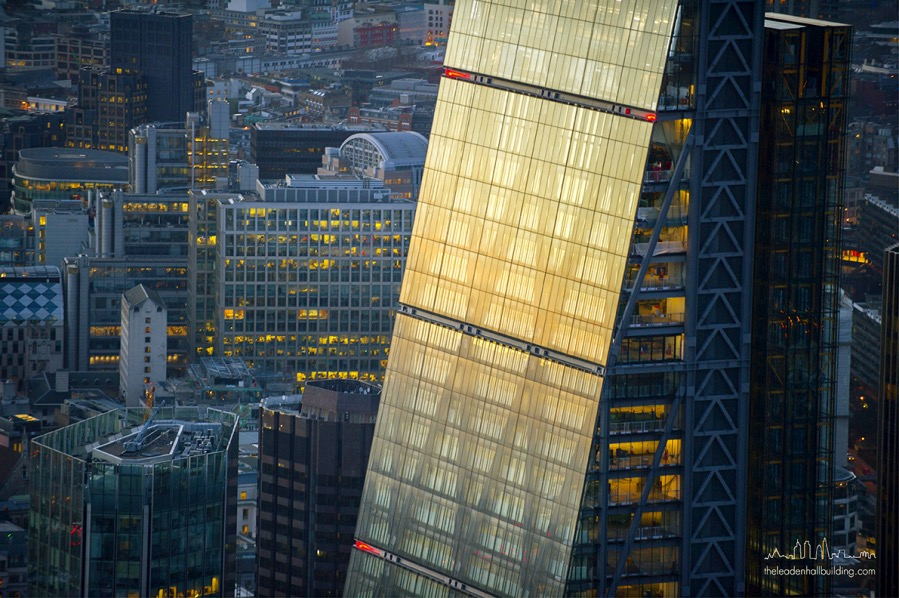 The Leadenhall Building, London