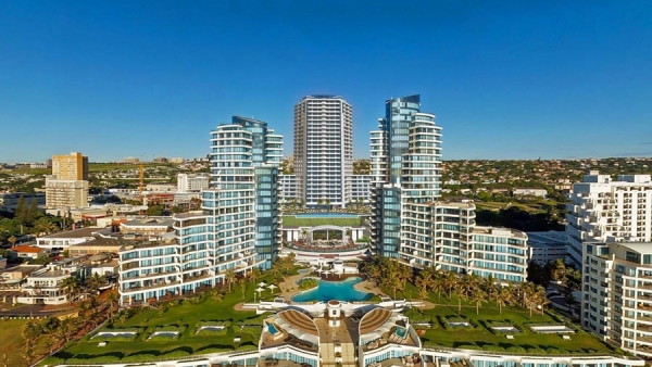 resort, 'The Pearls of Umhlanga', South Africa