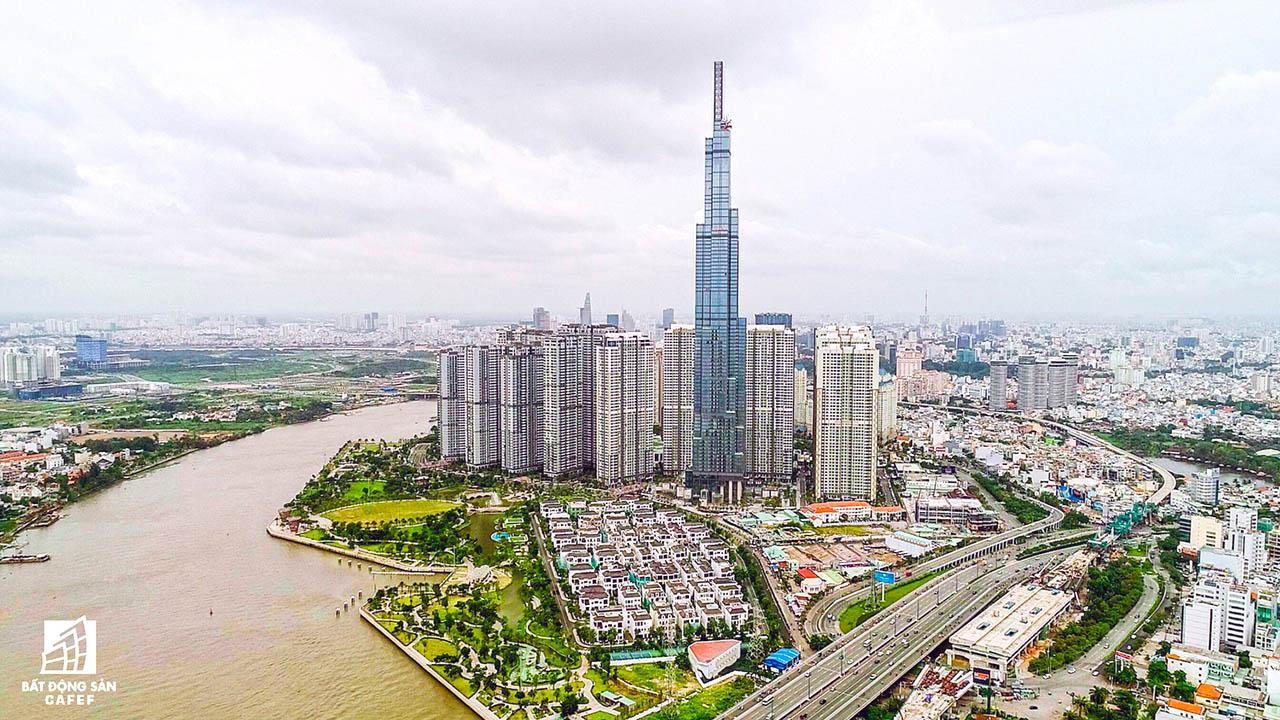 Vincom Landmark 81 Skyscraper, Ho Chi Minh City, Vietnam