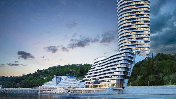 Отель, Ayu-Dag Resort & SPA