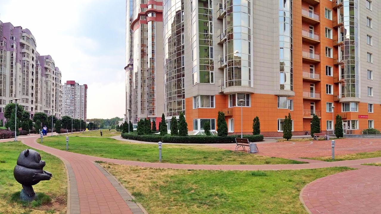 жк 'Mиракс Парк' в Тропарево-Никулино, пр-т Вернадского, Москва